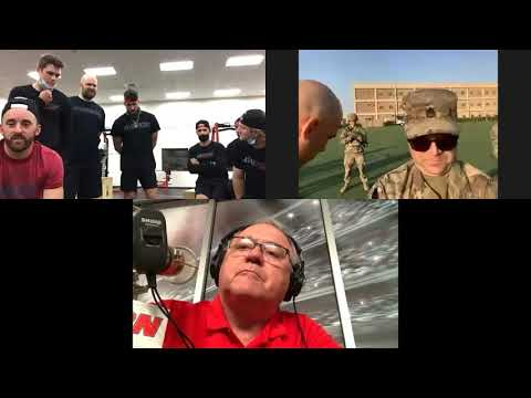 Mission 600 | United States Army speaks with NASCAR's Austin Dillon