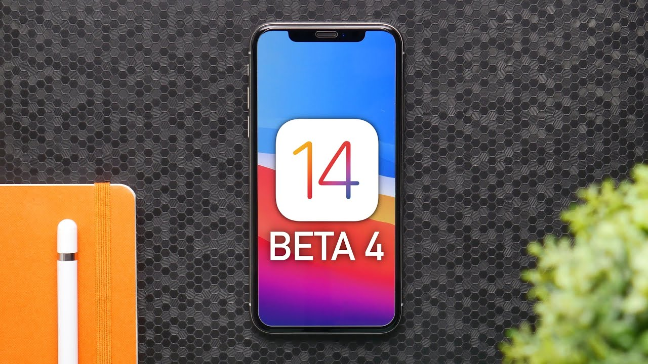 iOS 14 Beta 4 Release Date & Expected Features!