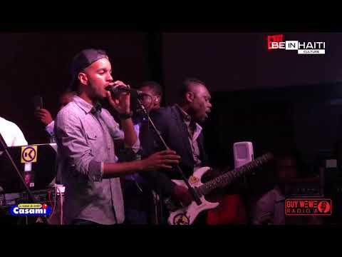 KREYOL LA - MWEN POU KO M LIVE - @ MARRIOTT HOTEL HAITI 30 MAI 2018
