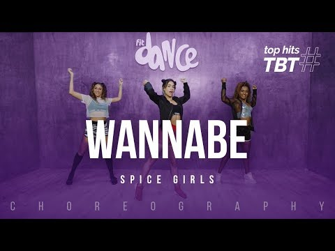 Wannabe - Spice Girls | FitDance Life #TBT (Choreography) Dance Video