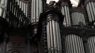 Vierne : Allegro 2eme symphonie, St-Sernin, Toulouse