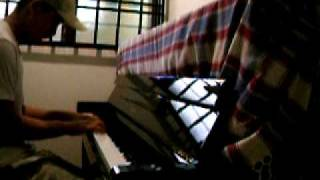 Celine Dion A New Day Has Come on piano