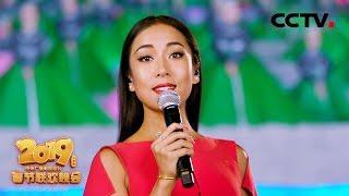 [2019央视春晚] 歌舞《映山红》 演唱:吉克隽逸(字幕版)| CCTV春晚