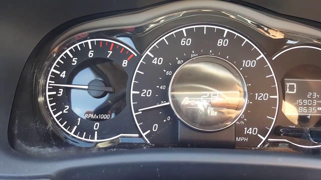 Nissan Versa Hatchback 0 60 And Beyond