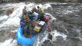 Gulkana River, Alaska...save the beer pt.1 mcgough