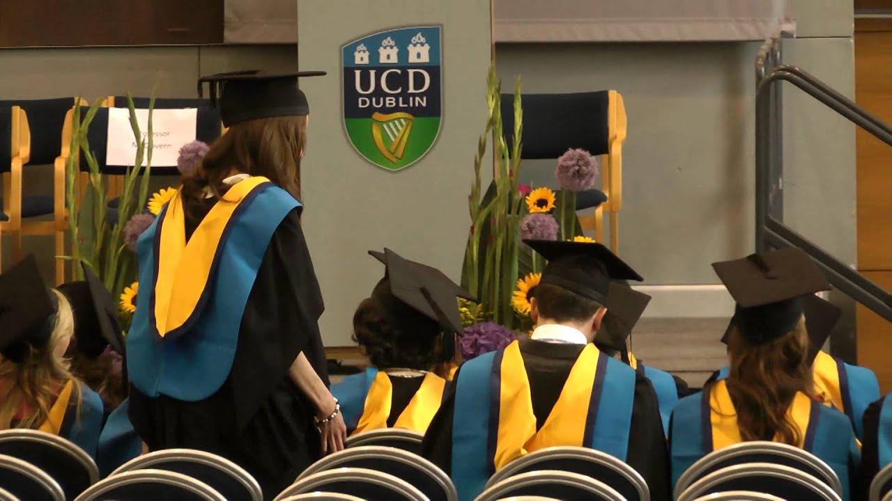 Ucd graduate studies