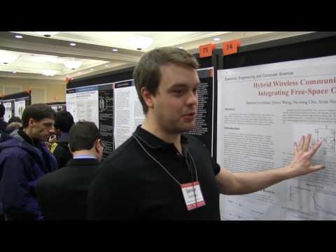 OSU EECS Minute - Spencer Liverman, Hybrid Wireless Communication (WiFO)