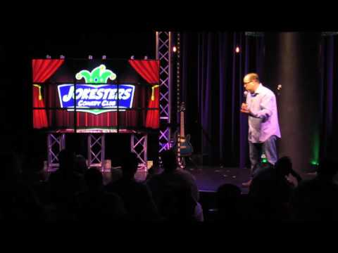 Keith Lyle Jokesters Comedy Club Las Vegas