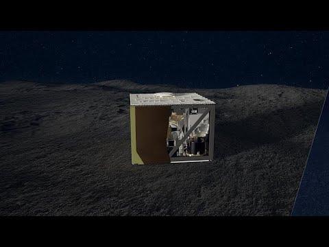 مركة فضاء يابانية تطلق رصاصة في كويكب لدراسة تربته  - 18:56-2019 / 2 / 21