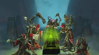 Warhammer 40,000: Mechanicus — геймплейный трейлер