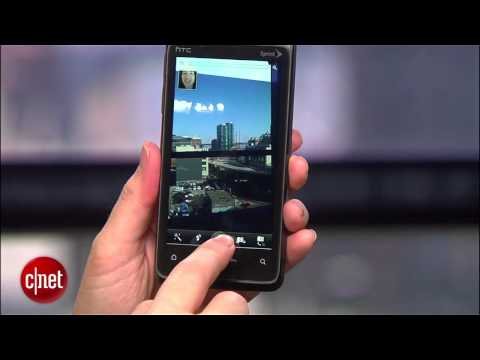 CNET Review: HTC Evo Design 4G