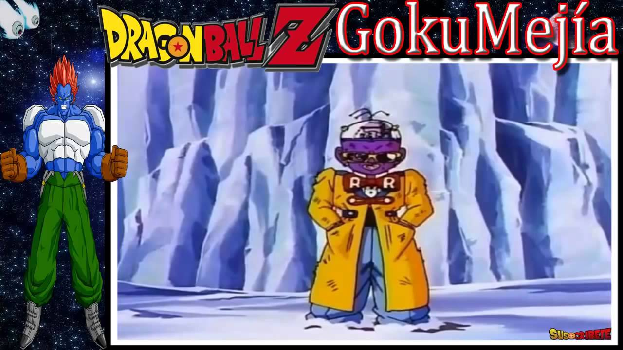 Dragon Ball Z La Pelea De Los Tres Saiyajin Completo Audio Latino ᴴᴰ www videograbber net