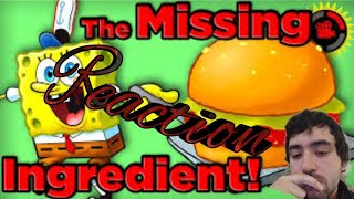 Film Theory: The Secret Ingredient of SpongeBob's Krabby Patty! (SpongeBob SquarePants)[Reaction]