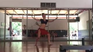 Tahia Cambet - Improvisation Aparima - World Championship 2018