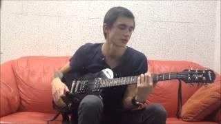 Океан Ельзи - Без Бою (Видео Урок Как Играть На Гитаре) Разбор