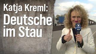 Reporterin Katja Kreml: Die Deutschen und der Stau