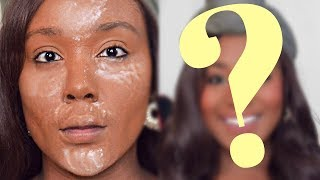 THIS FOUNDATION TIP CHANGED MY LIFE!!! OILY SKIN SUMMER MAKEUP HACK  FOR FLAWLESS ALL DAY FOUNDATION
