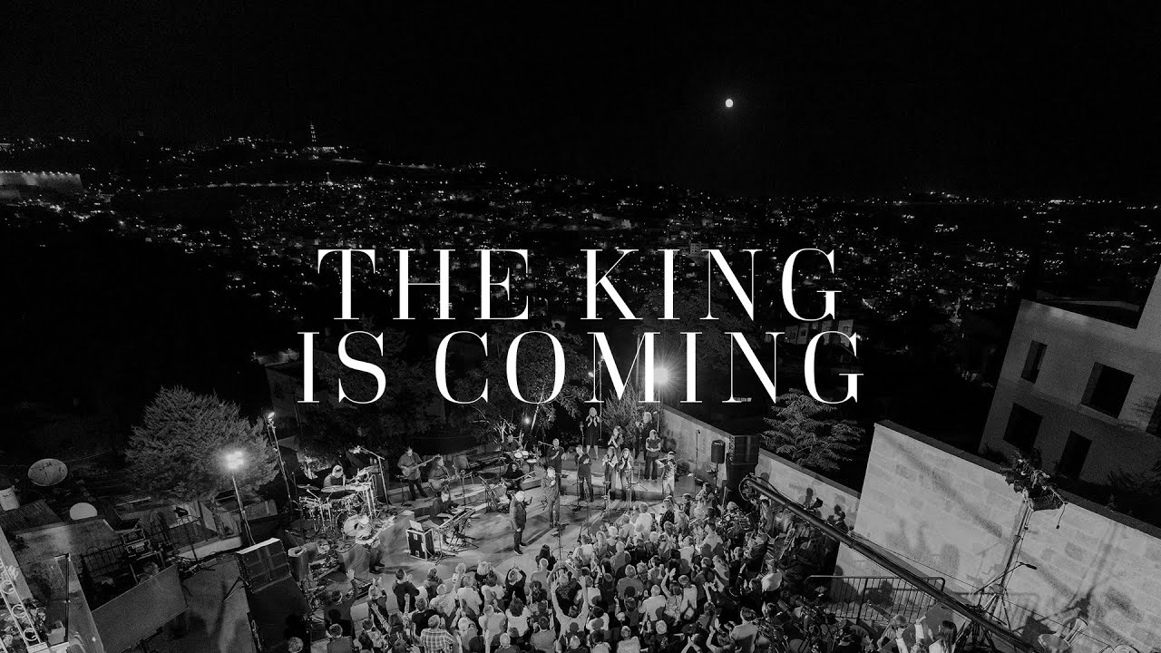Paul Wilbur   The King Is Coming (Featuring Beckah Shae) (Live)