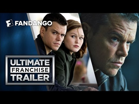 Jason Bourne Ultimate Franchise Trailer (2016)