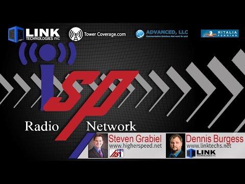 ISP Radio.com: 4-6-16: Patrick Leary-Baicells