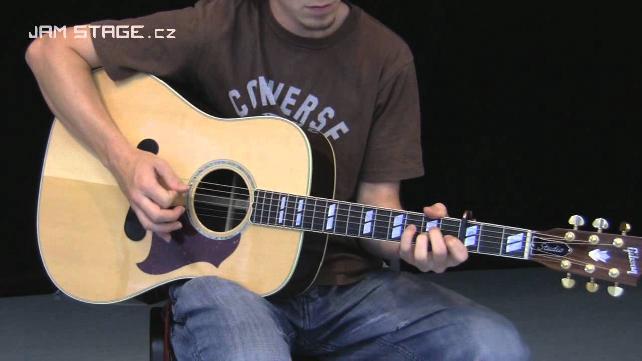 gibson songwriter deluxe studio youtube
