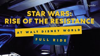 Star Wars: Rise of the Resistance Full Ride at Walt Disney World | Expedia