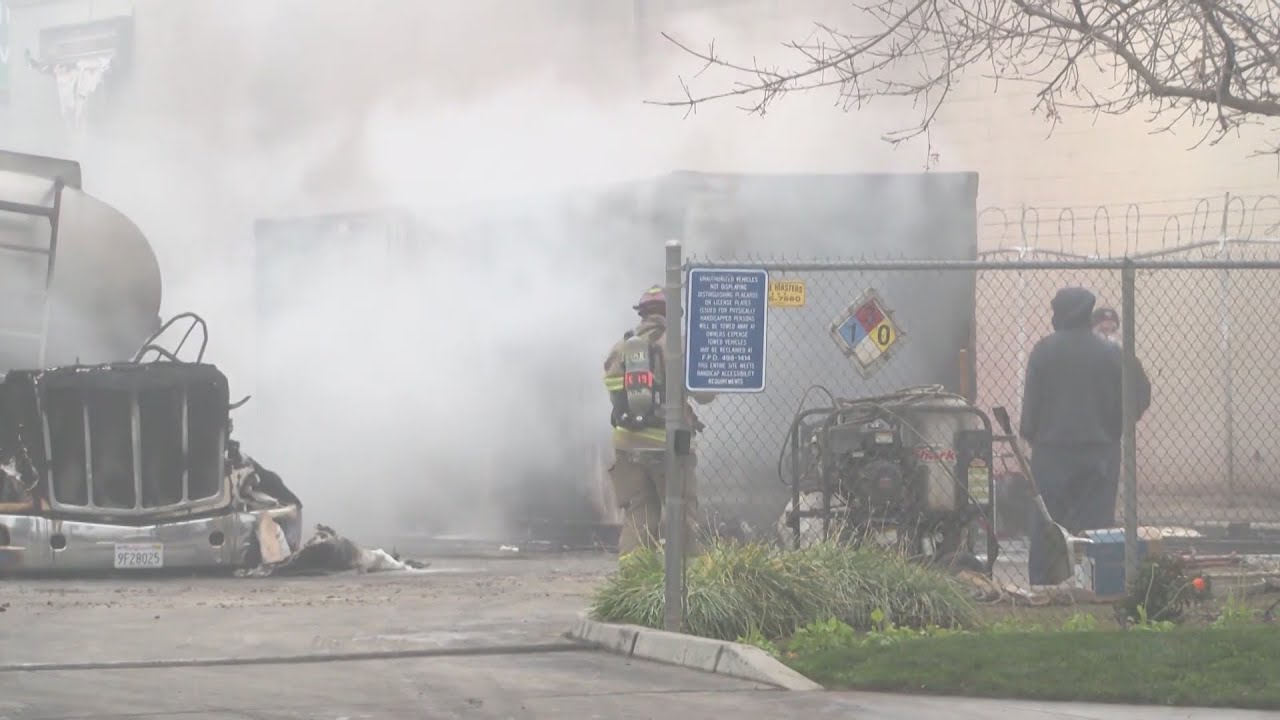 Eyewitness News Fresno Fires