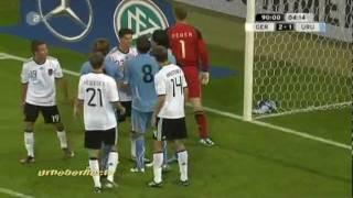Deutschland - Uruguay 2:1 (Fußball-Benefizspiel 2011)