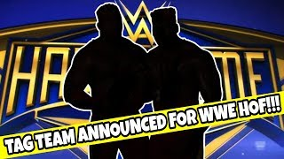 LATEST WWE HALL OF FAME 2019 INDUCTEES REVEALED - Breaking WWE News