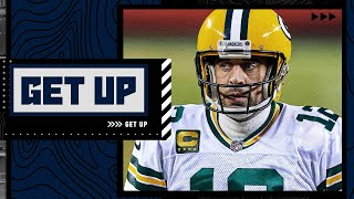 How do the Packers factor into Aaron Rodgers' path to GOAT status? | Get Up