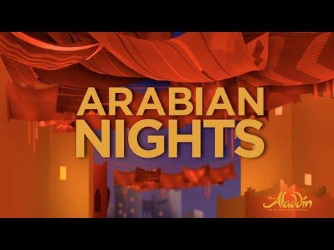 Arabian Nights from ALADDIN on Broadway  Lyric