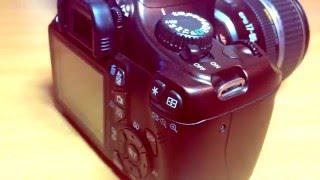 Обзор CANON EOS 1100D от начинающего фотографа