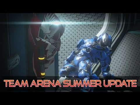 Halo 5 Team Arena Multiplayer Summer Update for HCS Pro League! Halo 5 Update You NEED to Know!