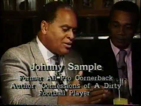 THE LEGENDS OF INSIDE SPORTS: NFL GREATS, JIM BROWN, JOHNNY SAMPLE, WILLIE WOOD, AND ROY JEFFERSON