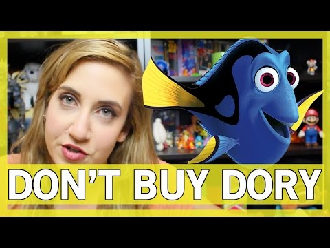 Don't Buy Blue Tang Fish - Finding Dory 2016