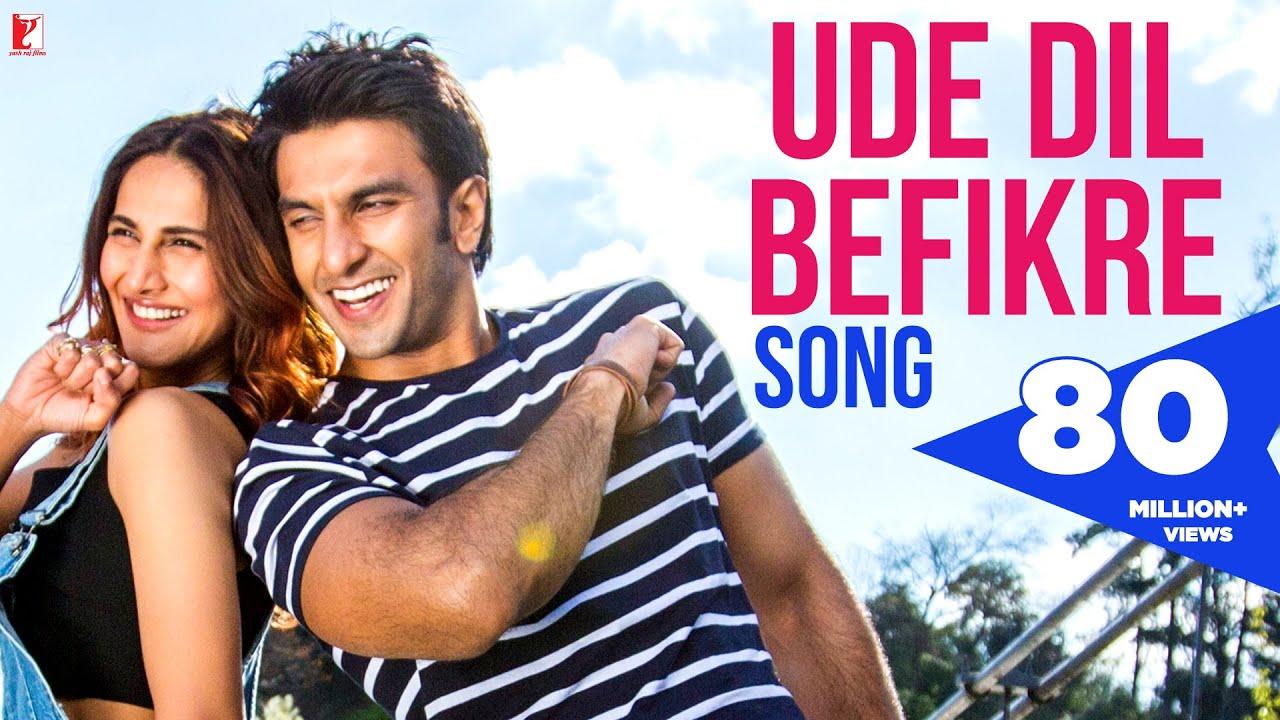 Download Ude Dil Befikre Song | Befikre | Ranveer Singh, Vaani Kapoor, Benny Dayal, Vishal & Shekhar, Jaideep