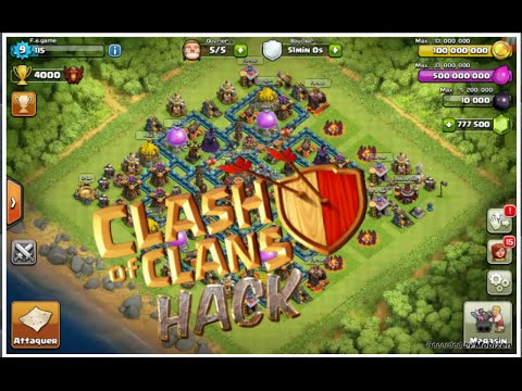 Comment hacker clash of clans? (Android)
