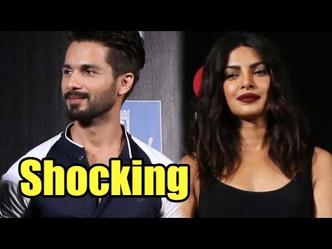 LEAKED: Shahid Kapoor Ignores Ex-Girlfriend Priyanka Chopra At IIFA 2016