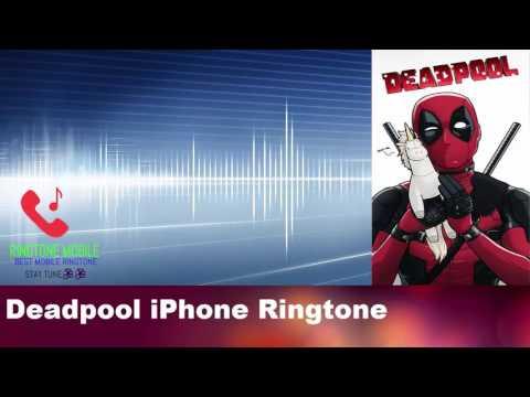 Deadpool Iphone Ringtone [Download Link Description]   Ringtone Mobile