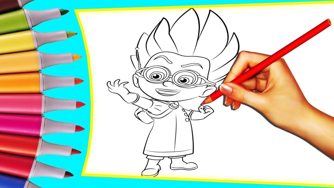 ️Детские раскраски для малышей из мультфильмов Герои в ...
