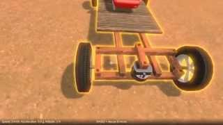 Tutorial 6: Making a car steering mechanism