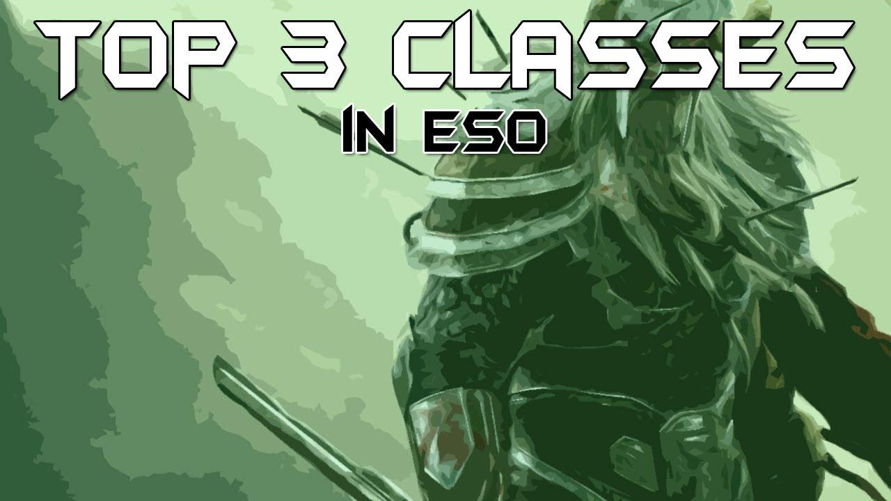 Top 3 Classes for Solo PvP - Elder Scrolls Online
