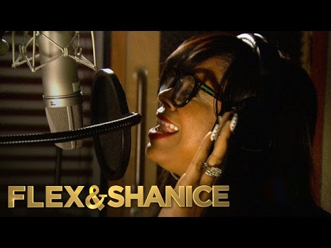 Shanice Owns the Recording Booth | Flex and Shanice | Oprah Winfrey Network