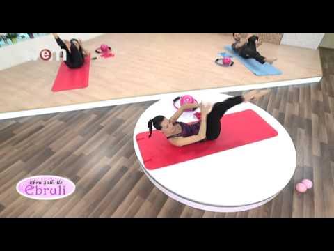Ebru Şallı İle Pilates Egzersizleri 2.Bölüm
