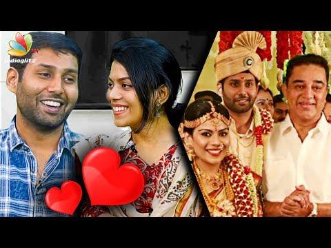 Aadhav Kannadasan & Vinodhnie's Love Story : Interview | Tamil Actors Wedding