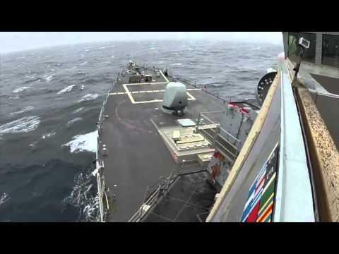 At Sea Demonstration - ASD15 - short version