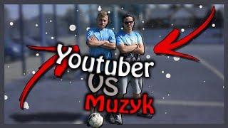 Youtuber vs Muzyk - Challenge (balon z wodą) Jan Stosur