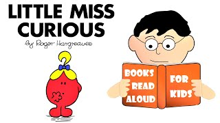 Sleep Time Story | LITTLE MISS CURIOUS Read Aloud by Books Read Aloud for Kids