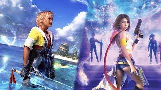 Final Fantasy X HD Remaster -  First playthrough