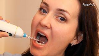 видео Для чего нужен ирригатор полости рта и как его выбрать